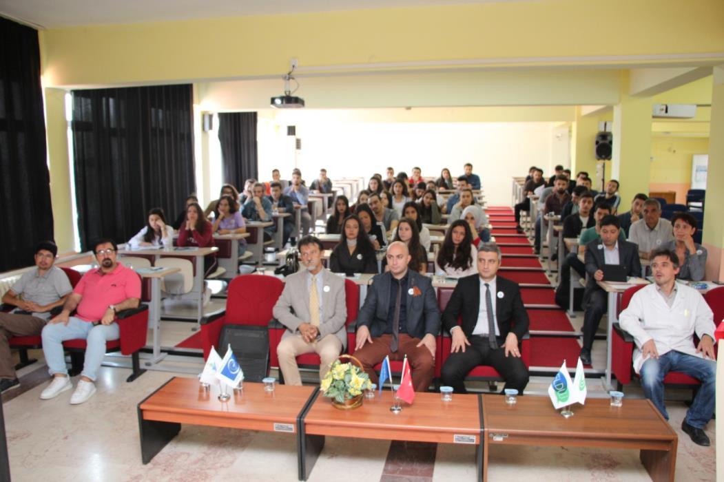 EDREMİT BELEDİYESİ AVRUPA ÇAPINDA KUTLANAN ERASMUSDAYS'E KATILIM SAĞLADI