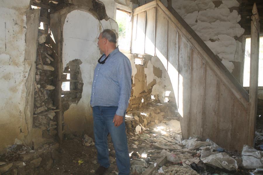 Tarihi caminin ayakta kalma savaşı