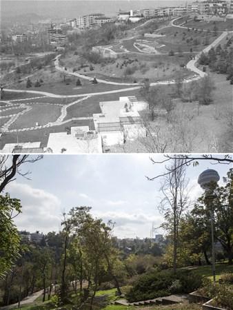 Ankara`nın dünü ve bugünü