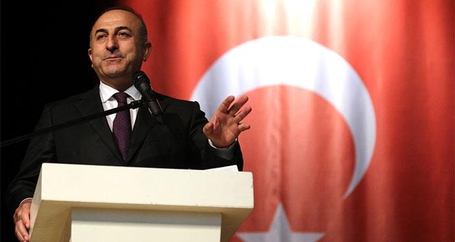 Bakan Çavuşoğlu, Seyyit Mukteda Sadr ile görüştü