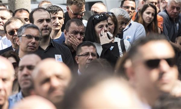 Erdoğan Demirören`e son veda
