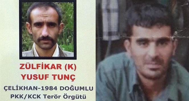 Öldürülen teröristlerin kimliği belirlendi