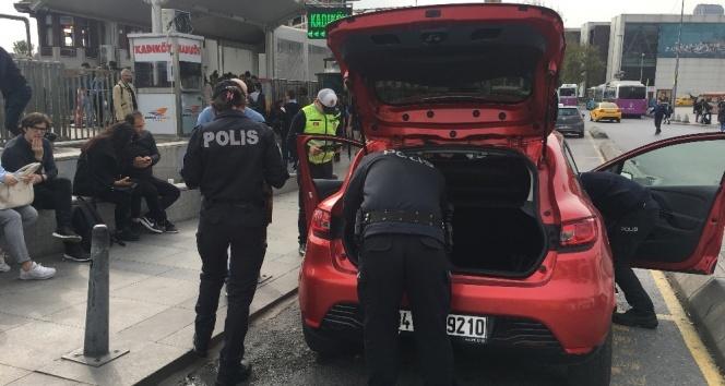 Ülke genelinde eş zamanlı operasyon: Bin 727 şüpheli yakalandı