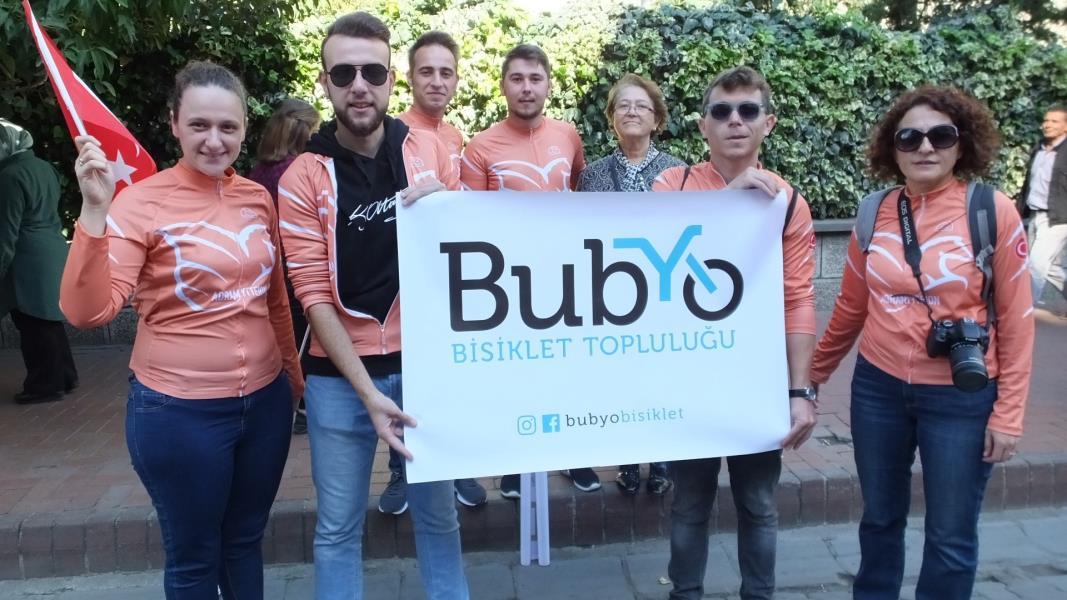 BUBYO Bisiklet'ten bisiklet turu