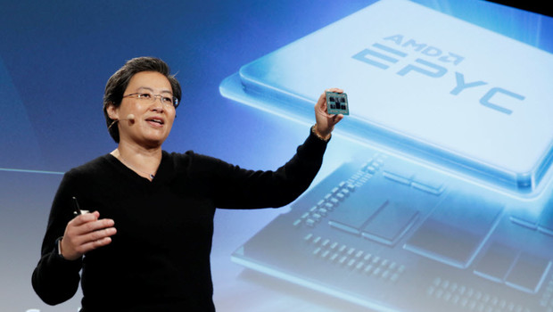 AMD'den dünyanın ilk 7 nm CPU ve GPU'su