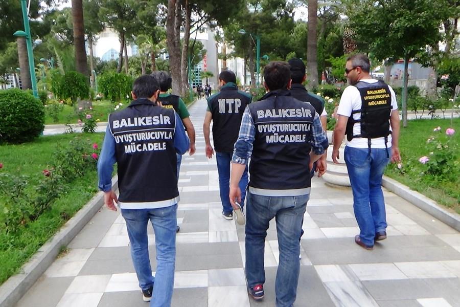 3 yılda bin 227 uyuşturucu satıcısı yakalandı