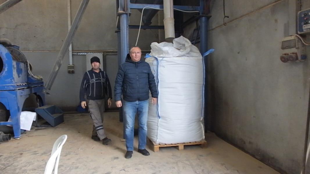 Yunanistan zeytin çekirdeği ile ısınacak