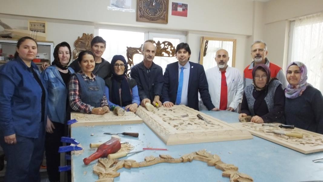 Osmanlı ve Selçuklu Motifleri hayat buldu