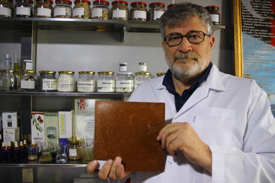 Yerli üretim zırh maddesi onaylandı