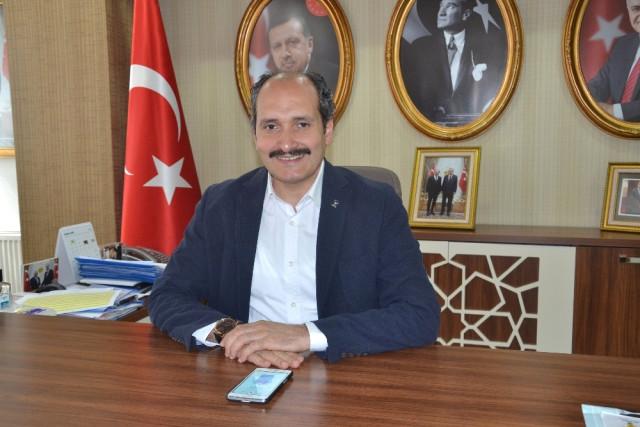AK Parti Balıkesir İl Başkanı Görevinden İstifa Etti
