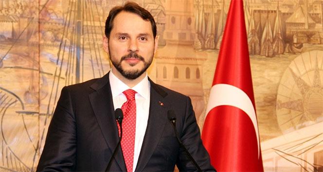 Bakan Berat Albayrak, Kasım ayı ekonomi verilerini değerlendirdi