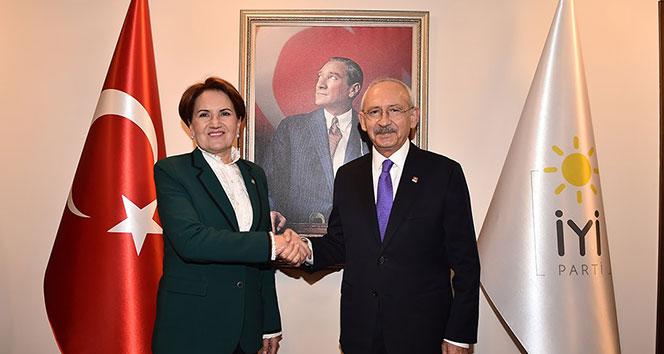 CHP ile İYİ Parti ittifakta anlaştı