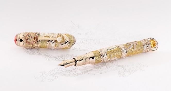 Dünyadaki en pahalı kalem tanıtıldı