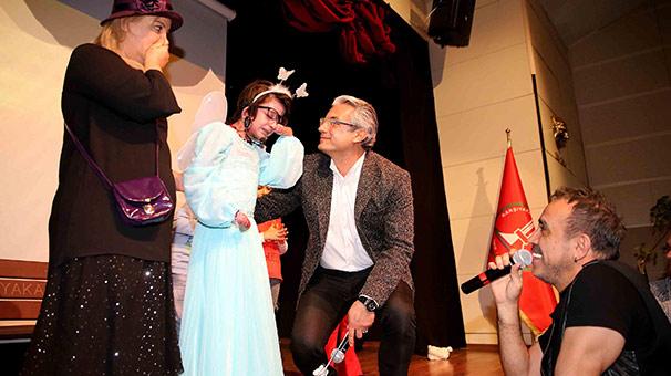 Haluk Levent ile Elfida Gündüz'ün ağlatan buluşması