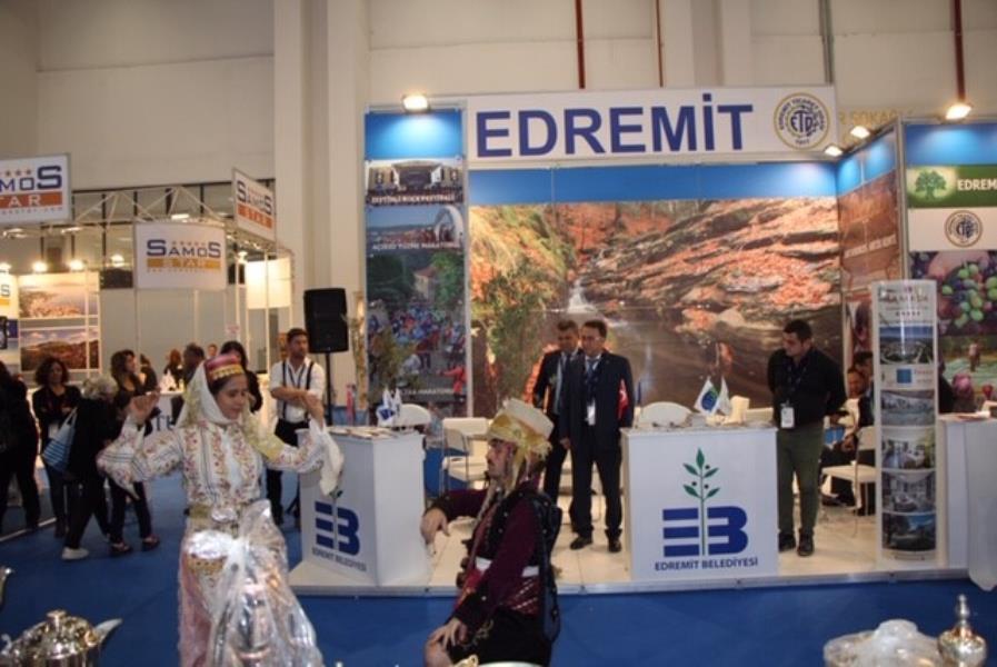 TRAVEL TURKEY'DE EDREMIT İLGİSİ