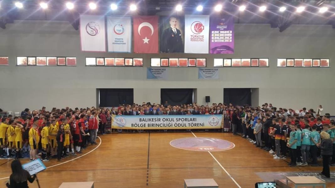 Körfez Bölgesi Kupa Töreni gerçekleştirildi