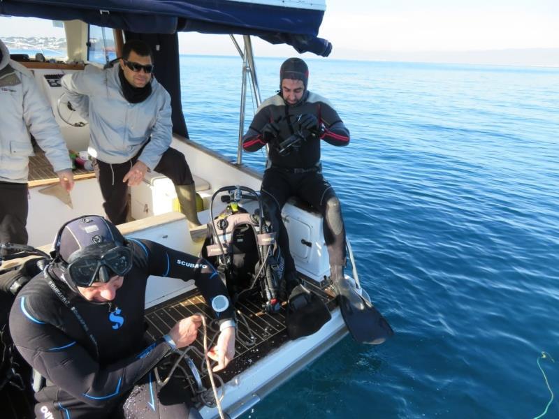 Burhaniye ve Gömeç dalış turizmine açılacak