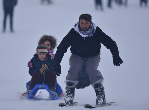 Güneydoğu Anadolu Bölgesi`nin tek kayak merkezi
