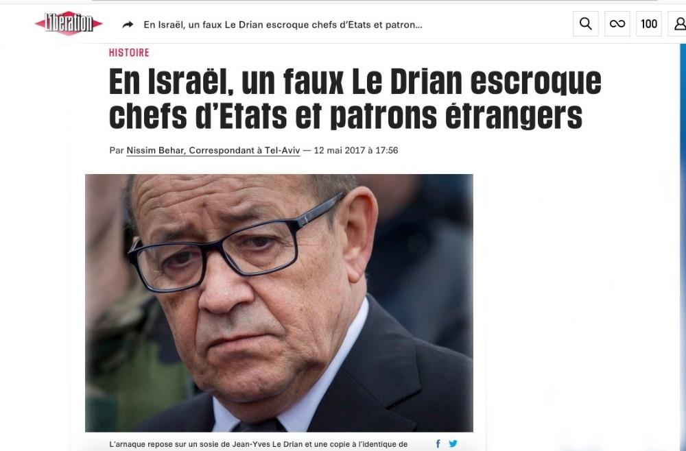 Türk iş adamının dolandırılması Fransız basınında