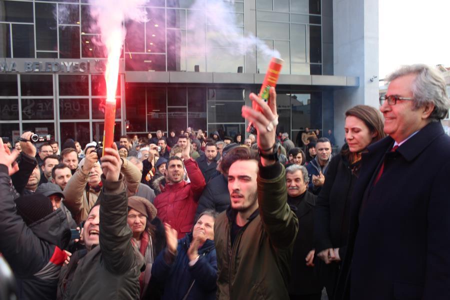 Mirza:CHP Kılıçdaroğlu'nun partisi değil
