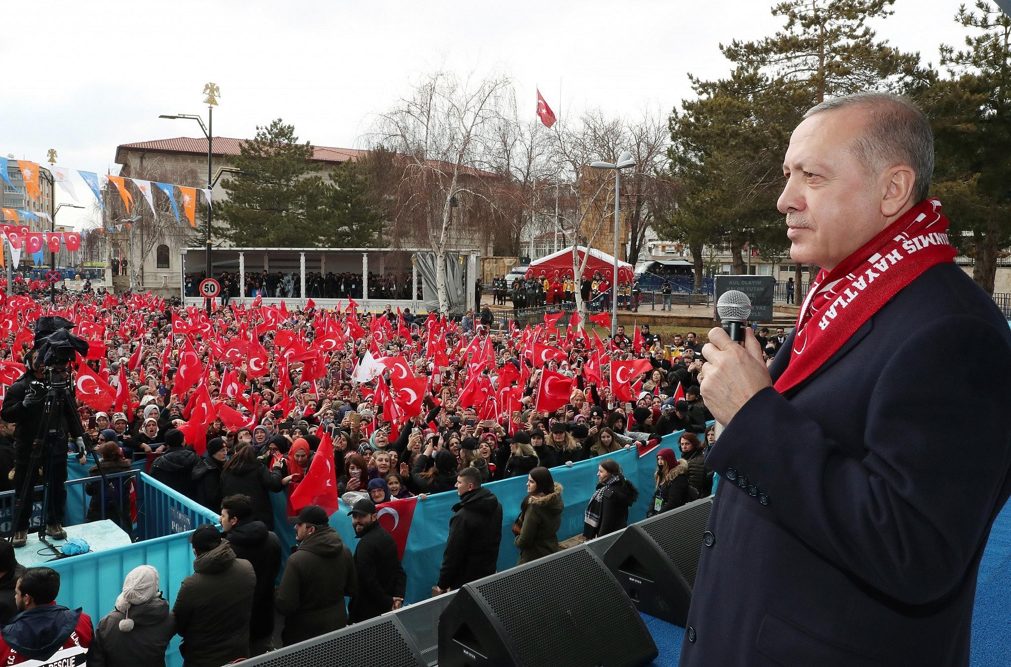 """""""CUMHUR İTTİFAKININ İKİ AYAĞI VAR"""""""