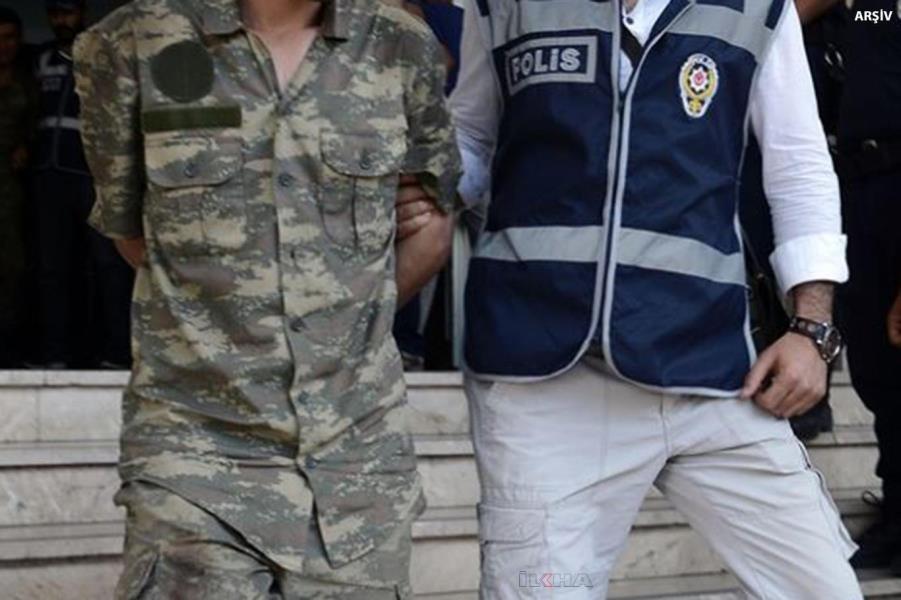FETÖ şüphelisi 25 asker hakkında gözaltı kararı