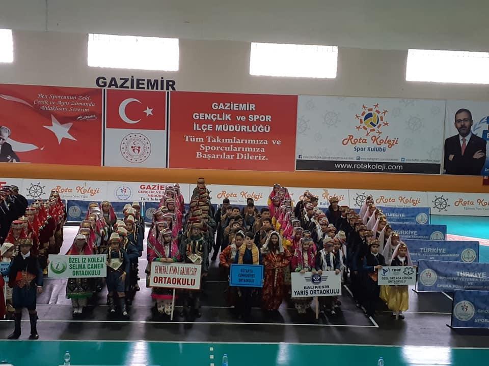 Balıkesir Yarış Ortaokulu Türkiye finallerinde