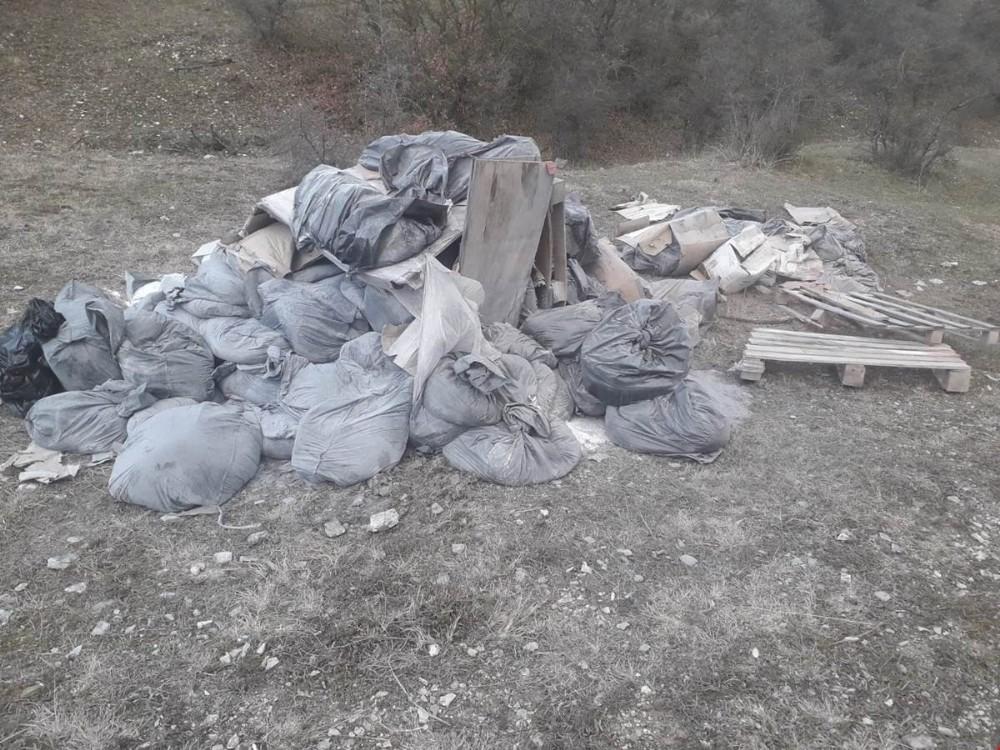 Jandarma çevreyi kirletenlere savaş açtı