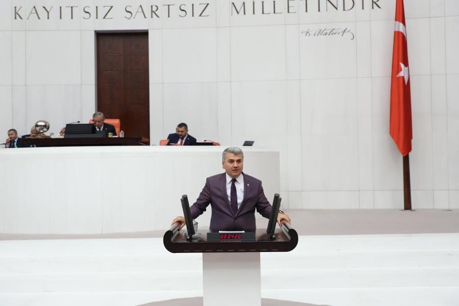 """AK Parti'li Canbey """"Provokasyon diyerek kurtulmaya çalışıyorlar"""""""