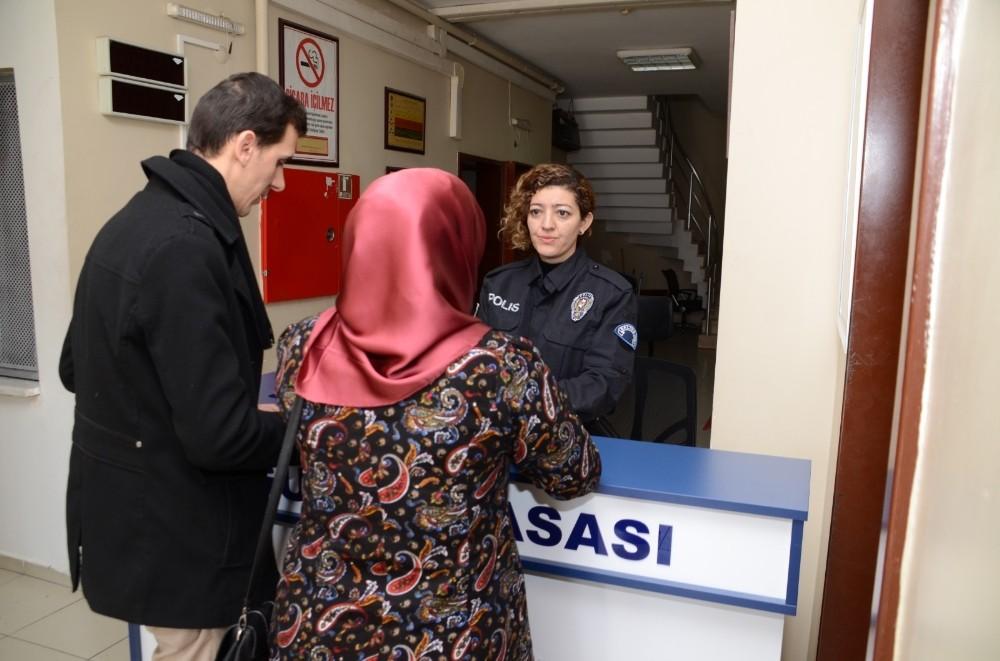 Polis merkezlerine 'Güven Masası' kuruldu