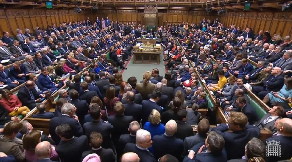 İngiltere Parlamentosu, ikinci kez Brexit Anlaşmasını reddetti