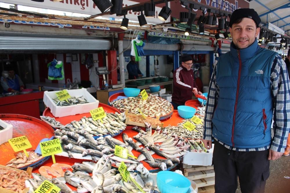 Havalar ısındı, balıklar bollaştı