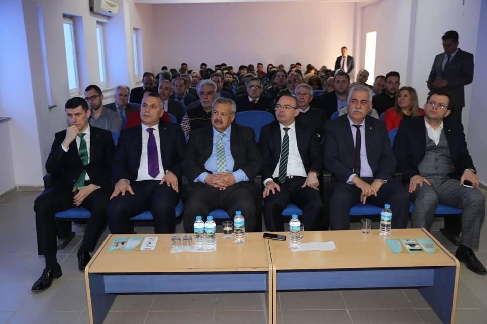 Burhaniye'de elektriği Mesleki Eğitim Merkezi üretecek