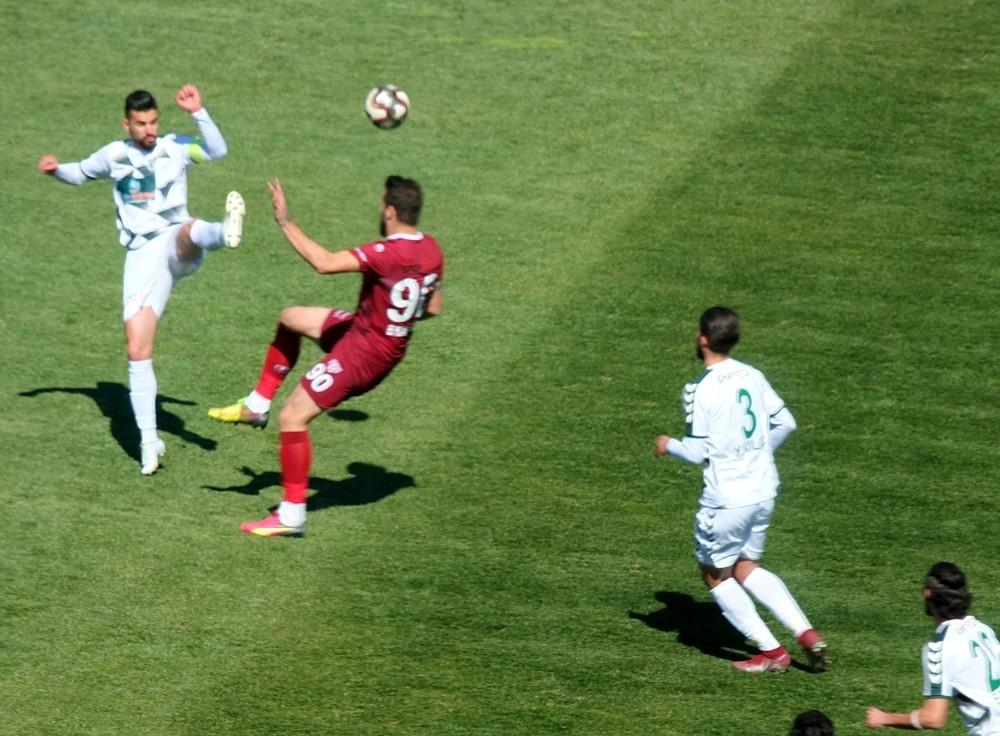 TFF 2. Lig Bandırmaspor Baltok 3 – Konya Anadolu Selçukspor 3