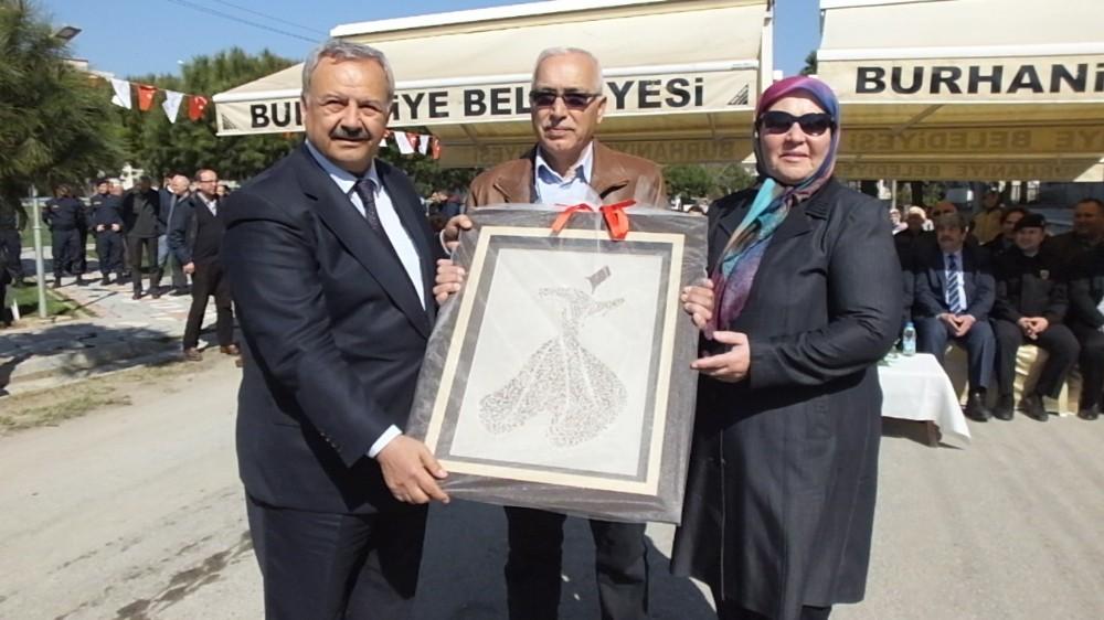 Burhaniye'de Şehit Astsubay Çelik'in adı parkta yaşatılacak