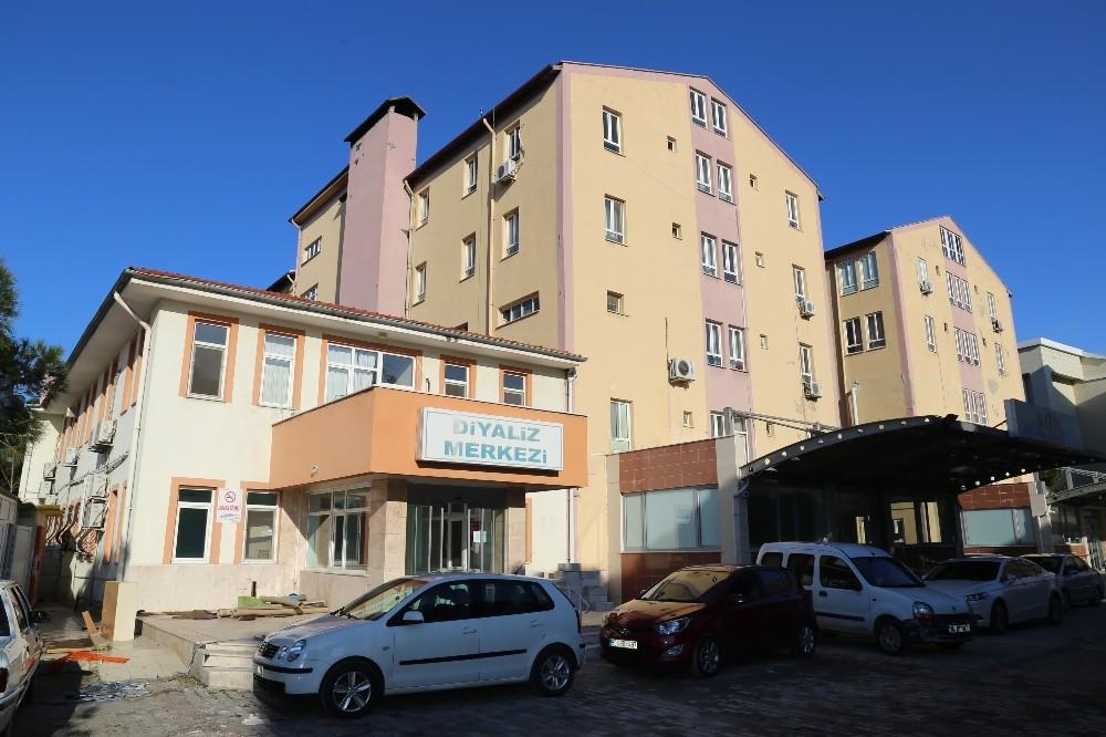 Burhaniye'de eski hastane binası okul oluyor