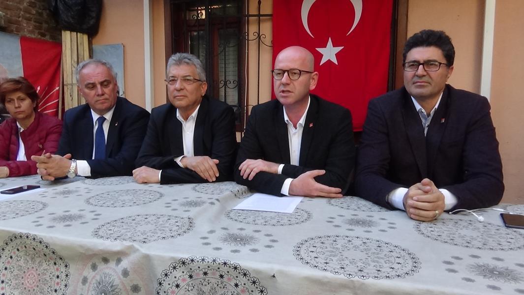 CHP'li belediye başkan adayının disipline sevk edildiği açıklaması sehven yapılmış
