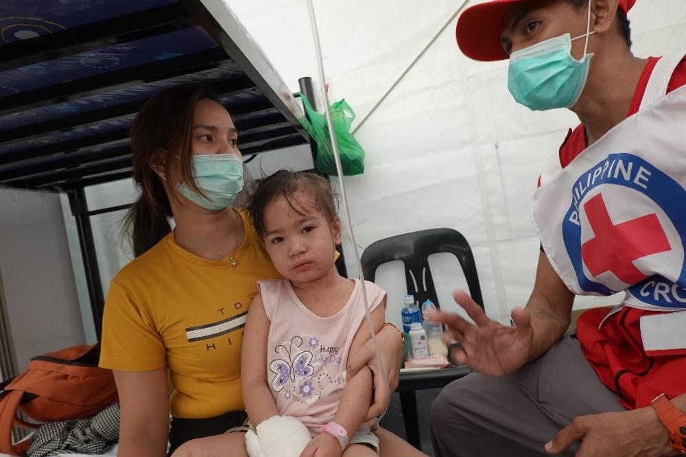 Filipinler'de kızamık salgını 261 ölü