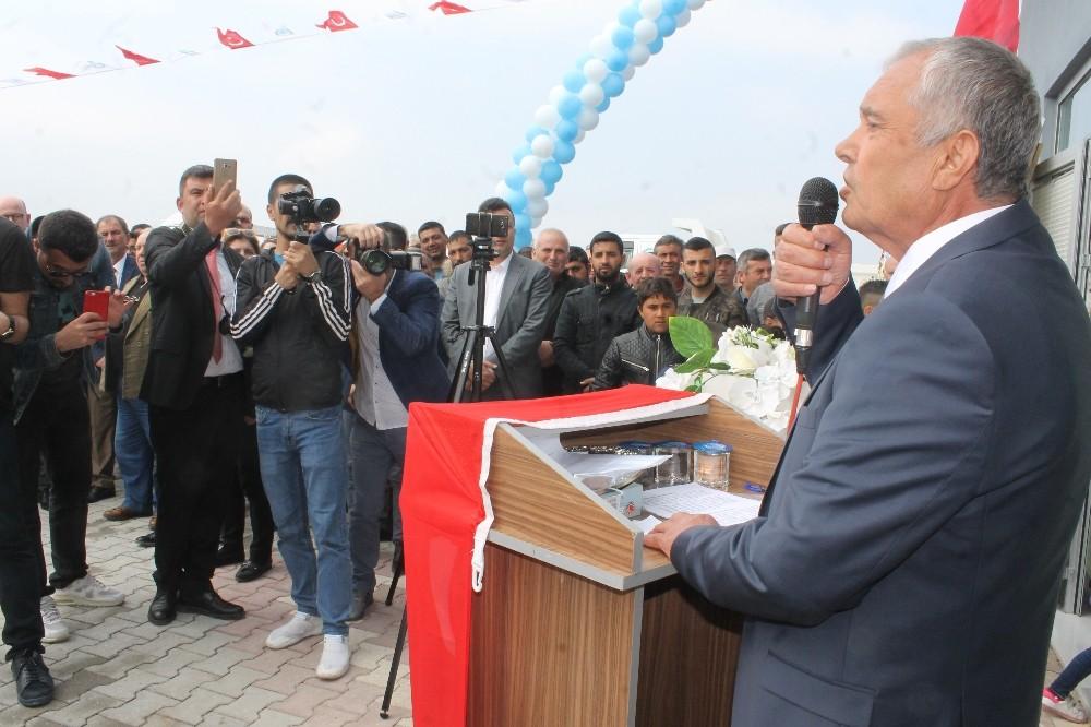 Manyas Kültür Merkezi açıldı