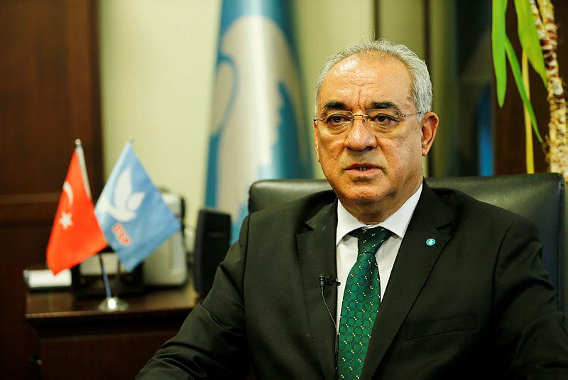 DSP Genel Başkanı Aksakal:Devletin ekonomik beka sorunu var
