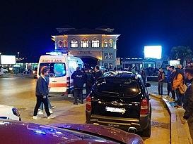 Bandırma'da bıçaklı saldırı 3 yaralı