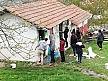Sınıf eğitimi öğrencilerinden köy okuluna destek