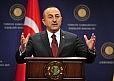 """Dışişleri Bakanı Mevlüt Çavuşoşlu, """"S-400 Türkiye'de olursa, F-35'in sistemine girer iddialarını doğru bulmuyoruz"""" dedi."""