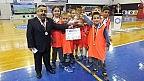 Burhaniye'de geleneksel çocuk oyunları ödül töreni yapıldı