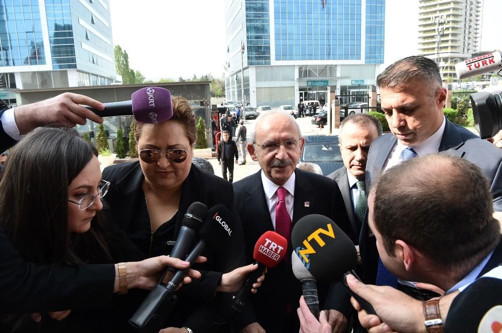 CHP lideri Kemal Kılıçdaroğlu 'Çok güzel şeyler olacak, hiç kimse meraklanmasın'