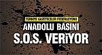 TGF BAŞKANI YILMAZ KARACA: ANADOLU BASINI S.O.S. VERİYOR