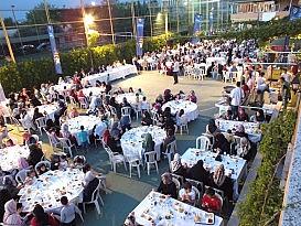 TURKCELL'DEN BALIKESİR'DE 3500 KİŞİYE İFTAR SOFRASI
