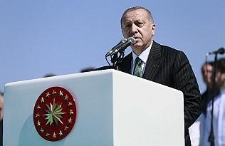 Cumhurbaşkanı Erdoğan 'Cihat yapıyorum diyerek hiç kimse ibadethanelere saldıramaz, bunun adı cihat değil terördür, vahşettir, cinayettir'