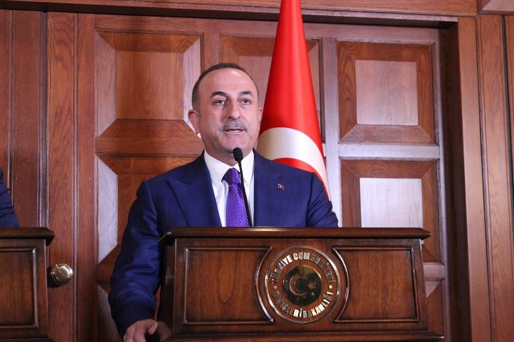 """Dışişleri Bakanı Çavuşoğlu """"İstanbul'la ilgili kararı İstanbul halkı verecek"""""""