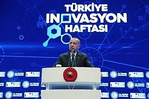 """Cumhurbaşkanı Erdoğan """"Türkiye kimsenin yutamayacağı büyük bir lokmadır"""""""